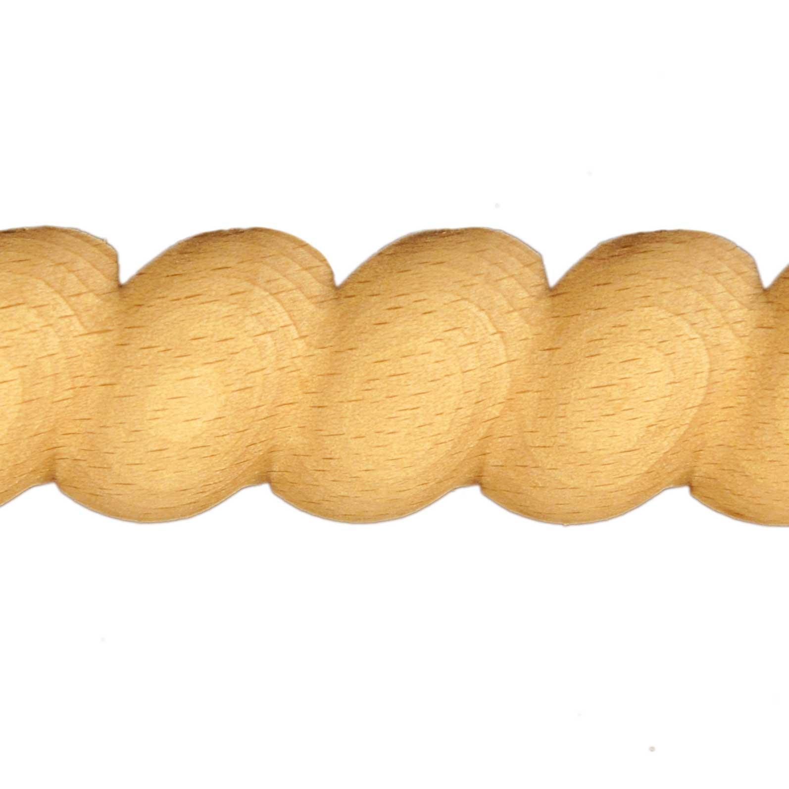 Moulures de perles larges
