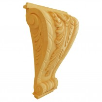 KA696 - Decoro in legno per mobili