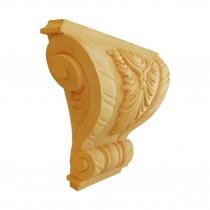 KA697 - Decoro in legno per mobili