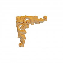 ESN158/A - Carved furniture ornament