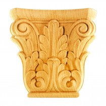 KA630/A - Carved furniture ornament