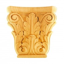 KA631 - Carved furniture ornament
