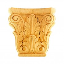 KA632 - Carved furniture ornament