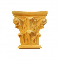 KA689 - Carved furniture ornament