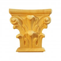 KA691 - Carved furniture ornament