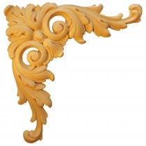 ESN154 - Holzornament für Möbel