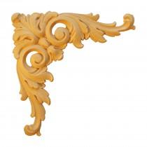 ESN156 - Ornement en bois pour meubles