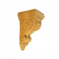 KA-CA8 - Ornement en bois pour meubles