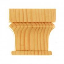 KA613 - Ornement en bois pour fenêtres