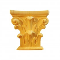 KA690 - Ornement en bois pour meubles
