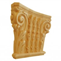 KA694 - Ornement en bois pour meubles