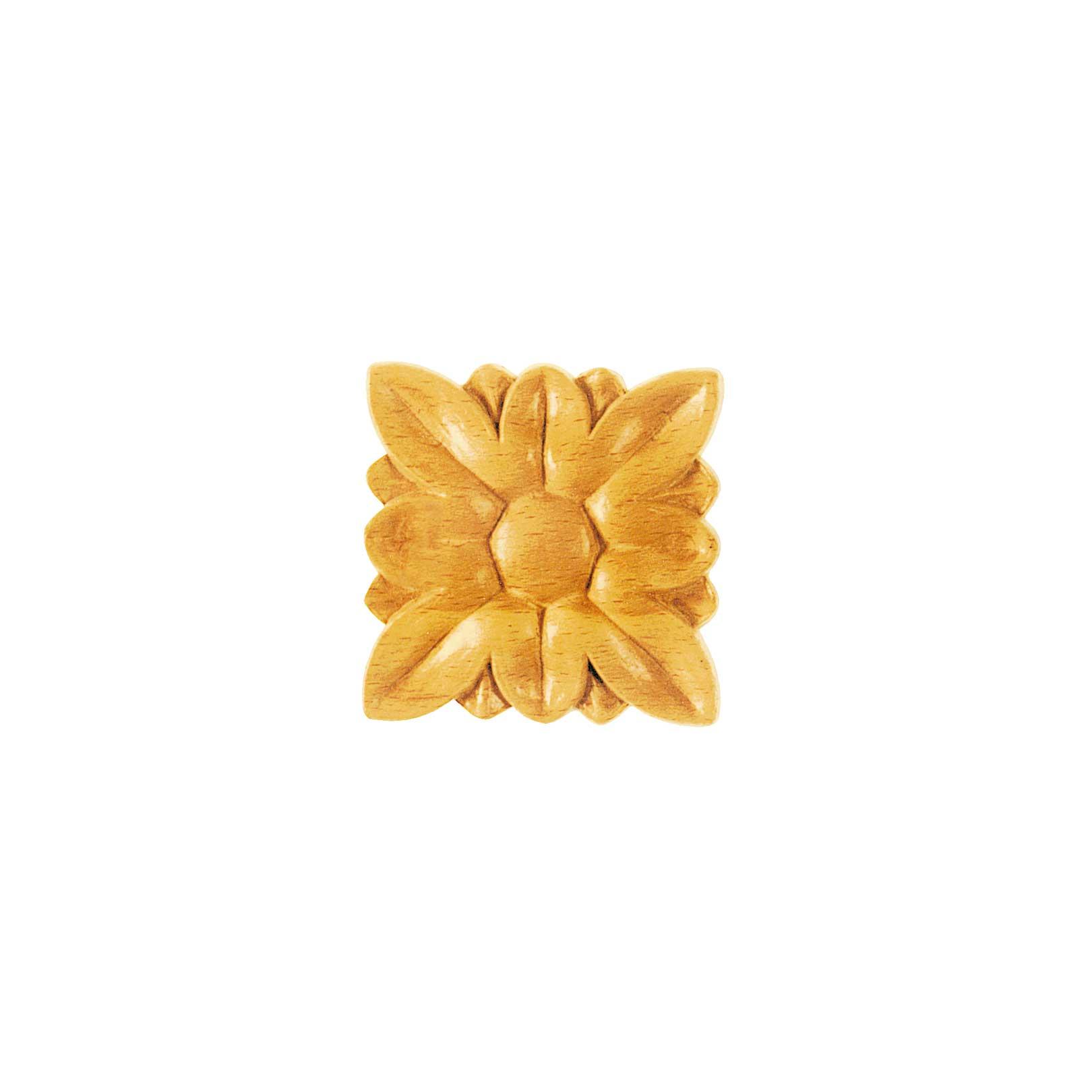 Small square rosettes