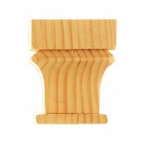 KA614 - Decoro in legno per finestre