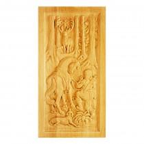 MF764 - Decoro in legno per mobili