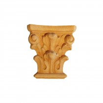 KA686 - Carved furniture ornament