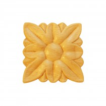 RV81/B - Carved furniture ornament