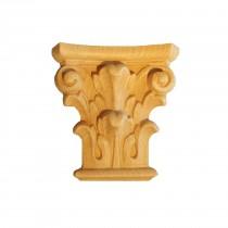 KA688 - Holzornament für Möbel