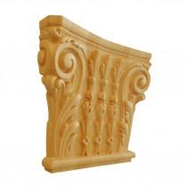 KA694 - Holzornament für Möbel
