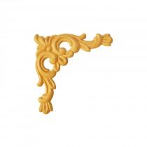 ES142/B - Ornement en bois pour meubles