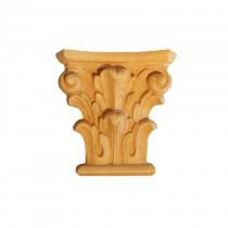 KA687 - Ornement en bois pour meubles