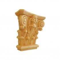 KA693 - Ornement en bois pour meubles