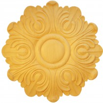 RR47 - Ornement en bois pour meubles